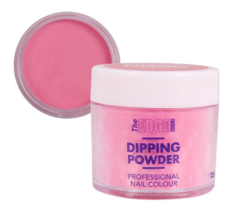 EDGE COLOURED QUICK NAIL ACRYLIC DIPPING POWDER - TOO HOT TO HANDLE
